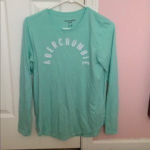 Kids long sleeve Abercrombie T-shirt